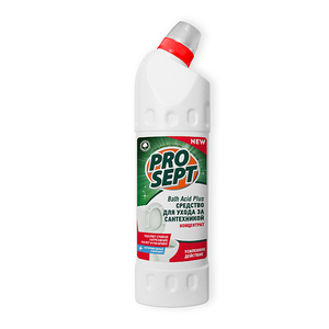 Средство для ухода за сантехникой PROSEPT Bath Acid Plus