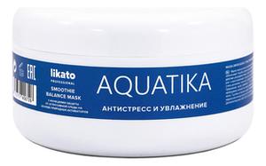 Маска для волос Likato AQUATIKА (увлажнение и защита от внешней среды)