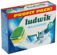 Таблетки для посудомоечных машин LUDWIK(Польша)