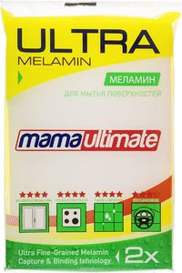 Губка меламиновая MamaUltimate 110x70x30 мм