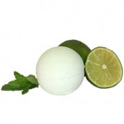 Бурлящий шарик для ванн Лайм и мята