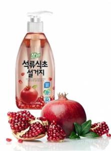"Средство для мытья посуды "" Гранат""CJ Lion(Южная Корея)"