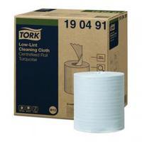 Безворсовый нетканый материал Tork, рулон W10