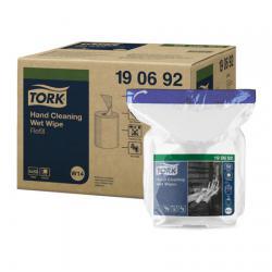 Влажные салфетки для рук (сменный блок) W14 TORK