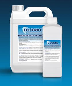Деомик (средство для мытья и обеззараживания поверхностей)