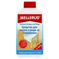 Средство для очистки пола из линолеума,ПВХ,резины Mellerud