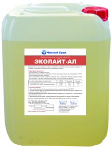 "Clean Expert ""Эколайт АЛ"""