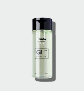 Тоник для лица с гликолевой кислотой LIKATO
