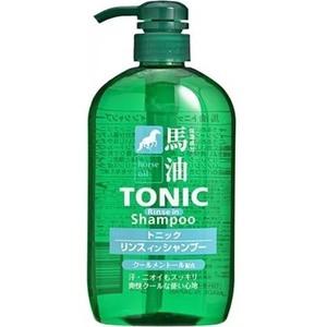 """COSME STATION Шампунь для мужчин """"TONIC"""" с лошадиным маслом и ароматом ментола"""