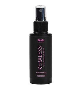 Кератин-Спрей Likato KERALESS (для ослабленных волос)