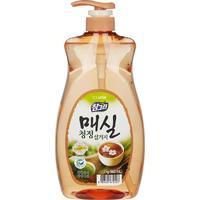 """Средство для мытья посуды """"Японский абрикос""""CJ Lion(Южная Корея)"""