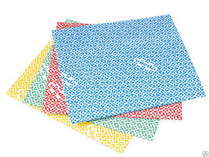 Салфетка для уборки VILEDA МикроМикс 38x35