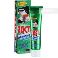 Зубная паста отбеливающая Zact Whitening Toothpaste LION