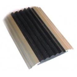 Алюминиевый профиль с одной резиновой вставкой NEXT АП46