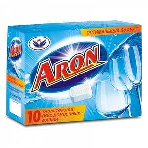Таблетки для посудомоечных машин.ARON