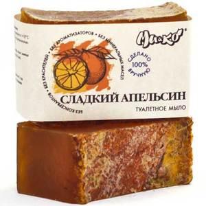 Туалетное мыло Сладкий апельсин 75гр