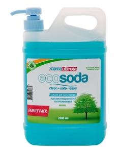 Бальзам для мытья посуды и детских принадлежностей Mama Ultimate EcoSoda(Южная Корея)