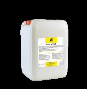 CAUS ACTIVE (щелочное пенное моющее средство с дезинфицирующим эффектом (на основе активного хлора))