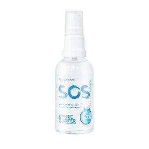Pure Water SOS (гель для рук с антибактериальным эффектом)