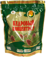 """Соль-пена для ванн """"Кедровый концентрат"""""""