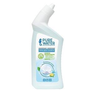 Экологичный гель для туалета  Лимонная мята Pure Water