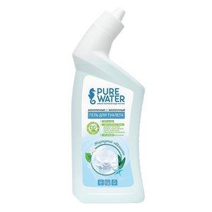Экологичный гель для туалета  Морозный эвкалипт Pure Water