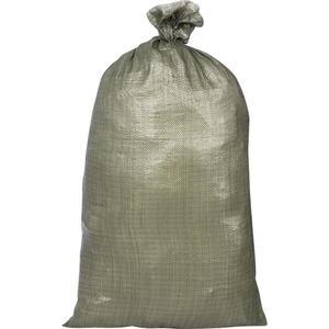 Мешок полипропиленовый второй сорт зеленый 55x105 см