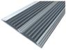 Алюминиевый профиль против скольжения с двумя резиновыми вставками (Ступень NEXT АП70-2)