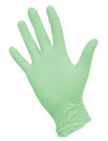 Перчатки нитриловые NitriMax (зеленые)