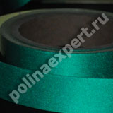 Зеленая-светоотражающая лента