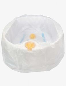 Пакеты для педикюрных ванн из полиэтилена