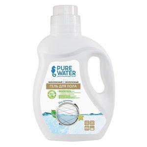 Экологичный гель для пола без аромата Pure Water