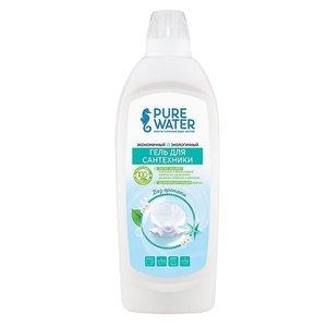 Экологичный гель для сантехники без аромата Pure Water
