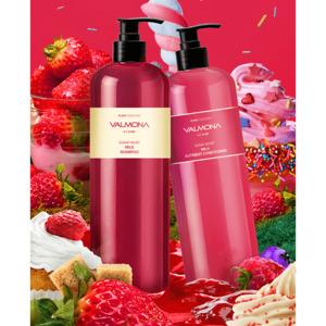Valmona Шампунь для волос против перхоти с молочным белком и экстрактом ягод Valmona