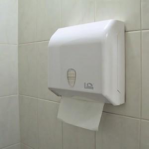 Диспенсер для бумажных полотенец  V сложения LIME