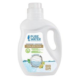 Экологичный гель для пола Сочный лимон Pure Water