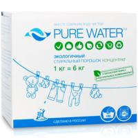 Натуральный стиральный порошок Pure Water (МиКо)