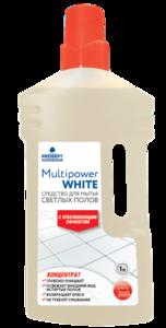 Средство для мытья светлых полов PROSEPT White